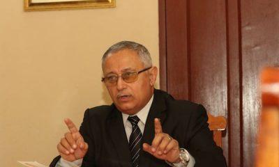 el general (SR) Alfredo Machuca. Foto: Archivo.