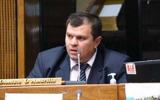 El exsenador, Dionisio Amarilla.