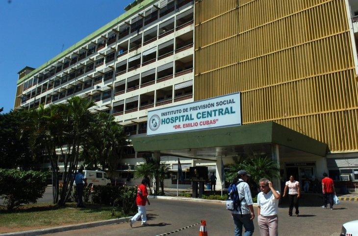 Instituto de Previsión Social. Foto Gentileza