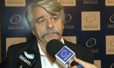 Ricardo Canese parlamentario del Mercosur. Foto Gentileza