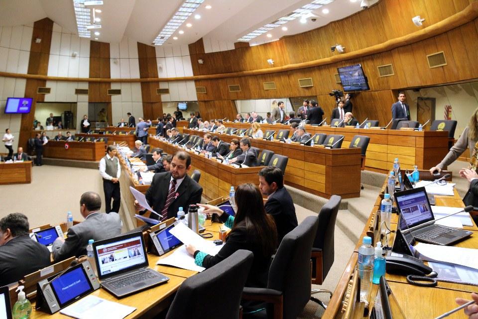 Cámara Baja aprobó nueva ley para pérdida de investidura parlamentaria. Foto: Agencia IP