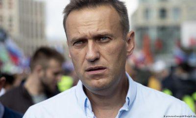 Alexei Navanli. Foto: DW