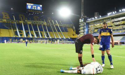 Desde Santos advirtieron que irán ante las autoridades de la Conmebol exigiendo respuestas sobre la actuación del árbitro principal. Foto: @SantosFC.