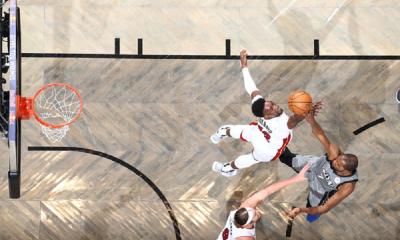 Mermados por el protocolo de salud y seguridad de la NBA, así como por lesiones, los de Florida volvieron a perder anoche ante Brooklyn. Foto: nba.com.