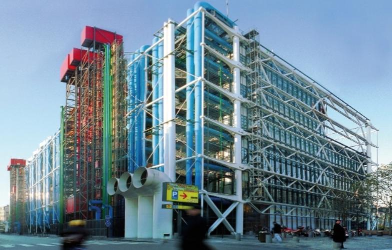 Centro Pompidou, París