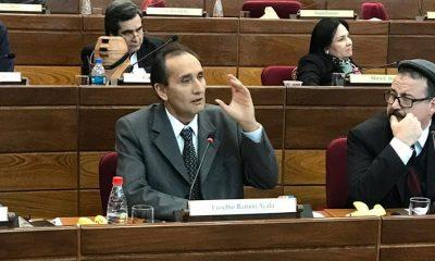 Senador Eusebio Ramón Ayala. Foto: Agenda política.