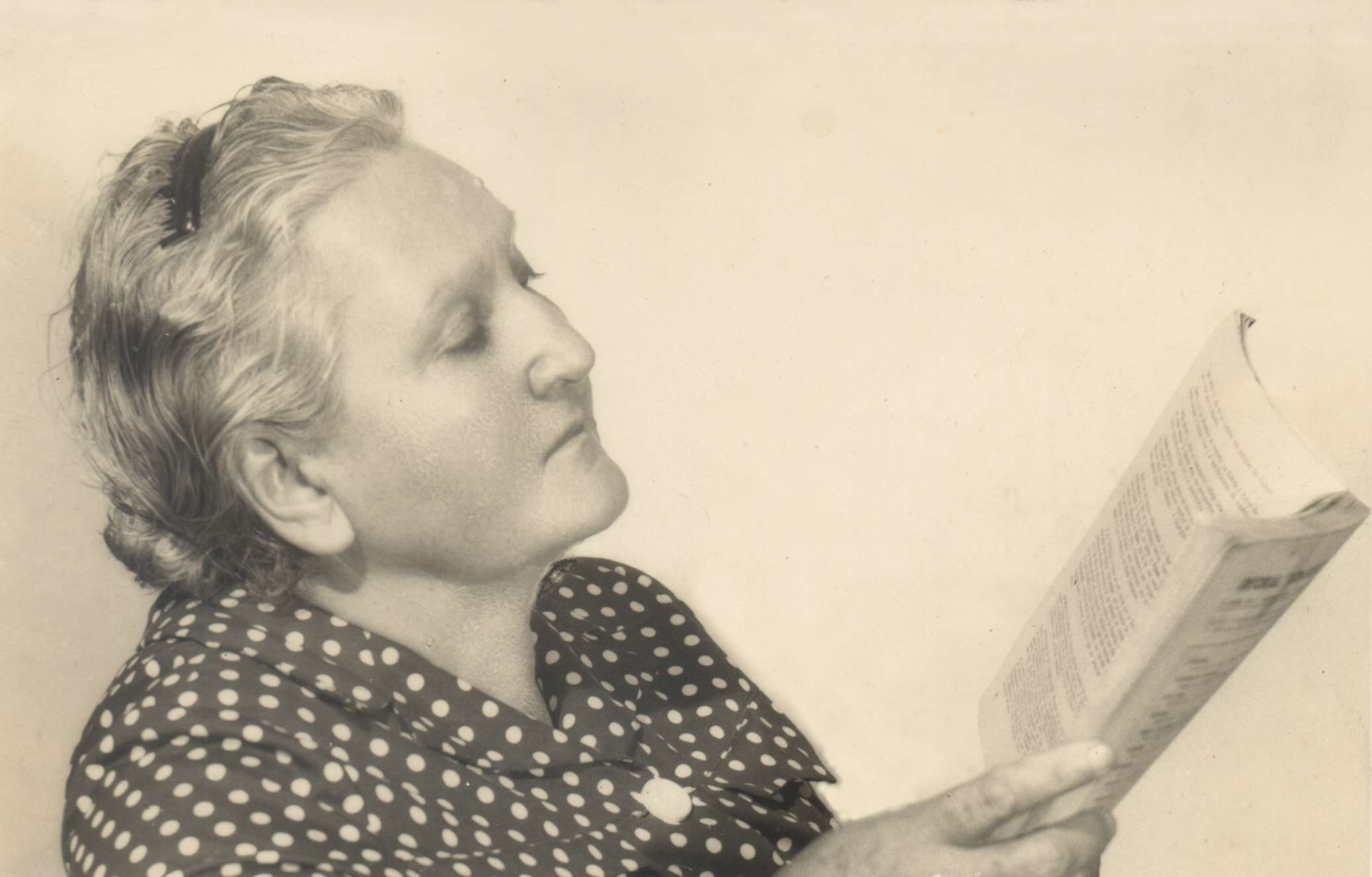 Josefina Plá (Gentileza CCEJS)