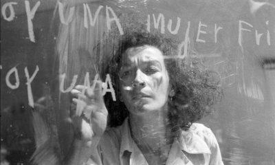 """""""Vitrina"""" registro de obra performática de María Teresa Hincapié"""