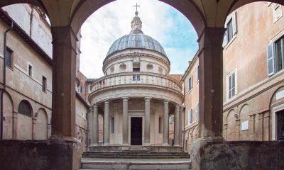 Real Academia de España en Roma (Cortesía)