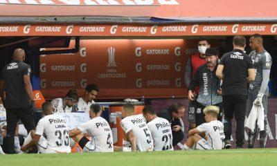 Surgen varios interrogantes sobre la situación del conjunto brasileño y las implicancias que podría tener en el duelo de Libertadores. Foto: @elgraficoweb.