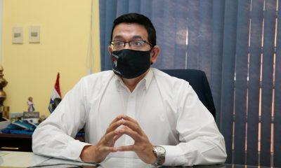 Lic. Luis Salas, Director de Recursos Electorales. Foto: Gentileza