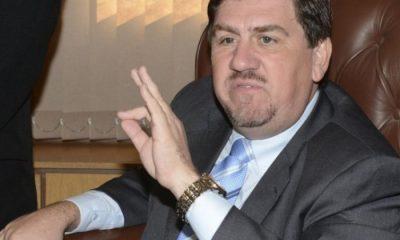 El senador Blas Llano cargó contra Efraín Alegre en Twitter. Foto: Archivo