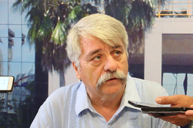Ricardo Canese. (Foto: Senado)