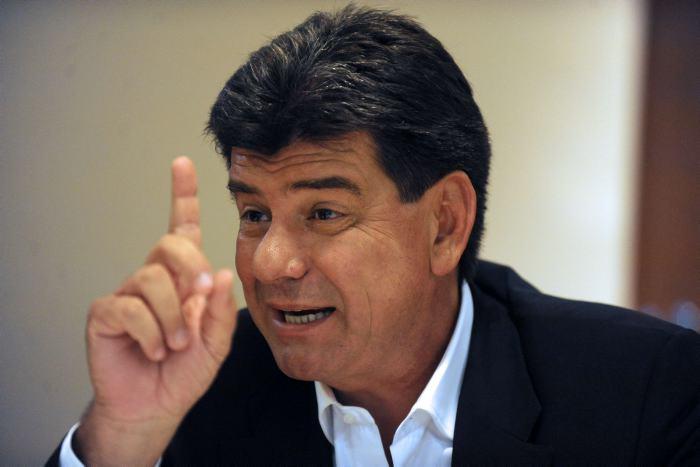 La organización mundial de partidos socialdemócratas y laboristas demanda al gobierno la inmediata libertad de Efraín Alegre. Foto: Archivo