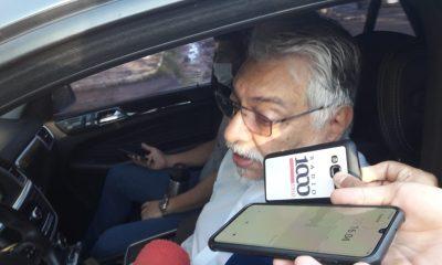 El senador Fernando Lugo. Foto: Fabian Costa.