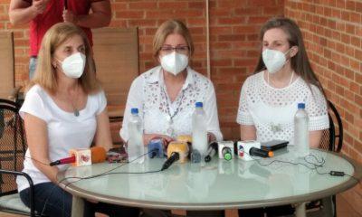 En busca de respuestas, las hijas de Oscar Denis concurrirán este lunes al Congreso. Foto: IP