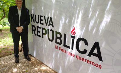 El ingeniero, Roberto Salinas. Foto: Gentileza.