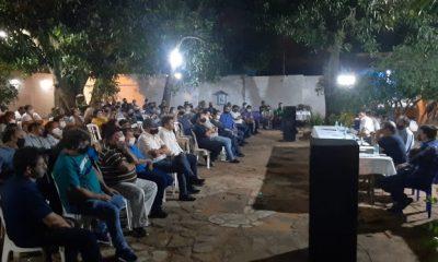 Los liberales del Frente Nuevas Ideas y Diálogo Azul buscan una salida a la crisis interna partidaria. Foto: Gentileza