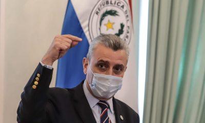 Juan Ernesto Villamayor, ex ministro del Gobierno. Foto: Archivo.