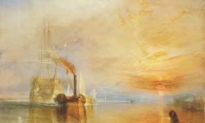 El Temerario de William Turner.