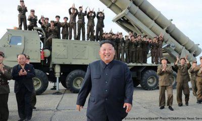 Los norcoreanos buscan financiar sus programas nucleares. Foto: Dw