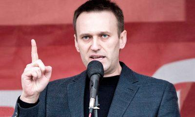 Más de 1000 detenidos por protestas en Moscú tras dictarse la condena. Foto: Télam