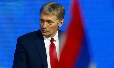 Dmitri Peskov, portavoz de Rusia.