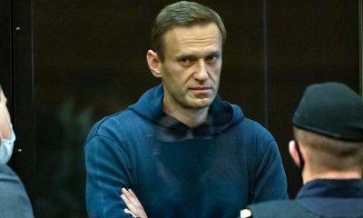 Alexey Navalny permanece preso en Moscú tras volver de Alemania donde fue tratado por envenenamiento. Foto