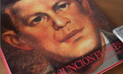 Gil Alegre, retrato de José Asunción Flores. Ediciones El Cabildo (Gentileza)