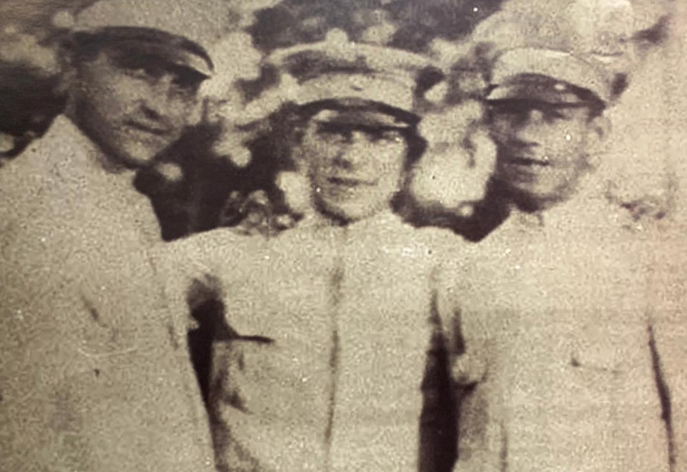 Lugo, Flores y Gómez Serrato. Banda de la Policía, ca. 1925-1927