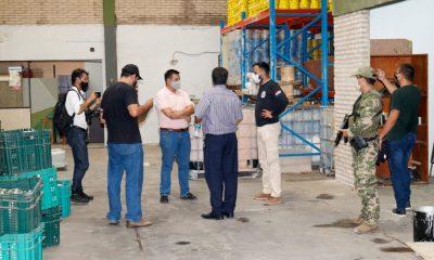 Una empresa fabricante de pinturas es una de las que está en la mira. Foto: Gentileza.