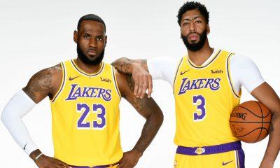 Tras un comienzo de temporada fulgurante, Los Lakers vieron algo frenada su progresión al caer en dos de los tres últimos encuentros. Foto: es.nba.com.