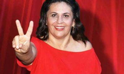 La intendente local, Mirkha Angélica Arguello. Foto: Gentileza.