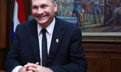 El exintendente de Asunción Mario Ferreiro es optimista respecto de la causa en su contra. Foto: Archivo