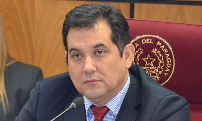 Senador Martín Arevalo. (Foto Gentileza)