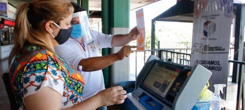 Máquinas electorales serán testeadas. (Foto Gentileza).
