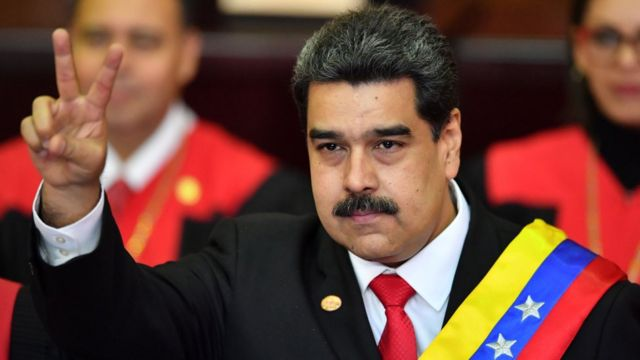 Nicolás Maduro. Foto: Getty Images.