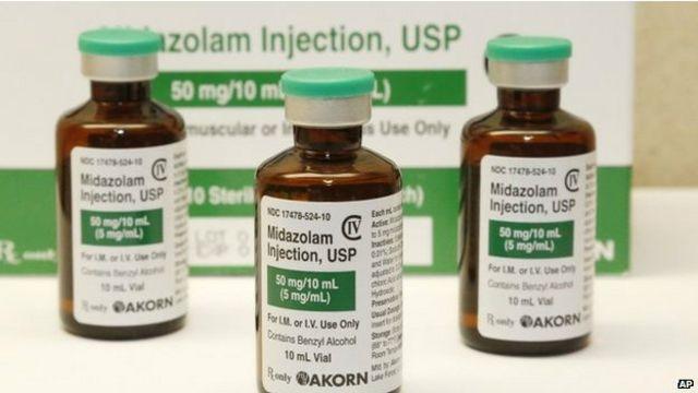 El midazolam es uno de los medicamentos más requeridos por pacientes con Covid-19, cuyo stock a nivel público se desconoce totalmente. Imagen referencial. Foto: Gentileza.