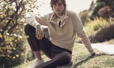 Colección Modern Tailoring con Gabriel Kane para Ermegildo Zegna. Zegna / Instagram