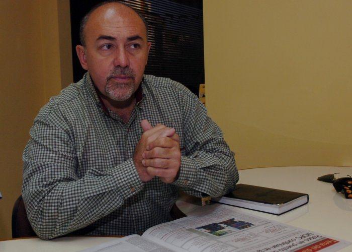 Alejandro Nissen. Foto: UH