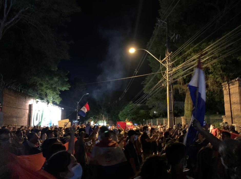 Marzo paraguayo, 2021
