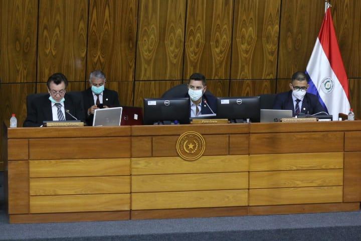 Sesión Cámara de Diputados.