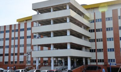 Hospital de Clínicas. Foto: Gentileza.