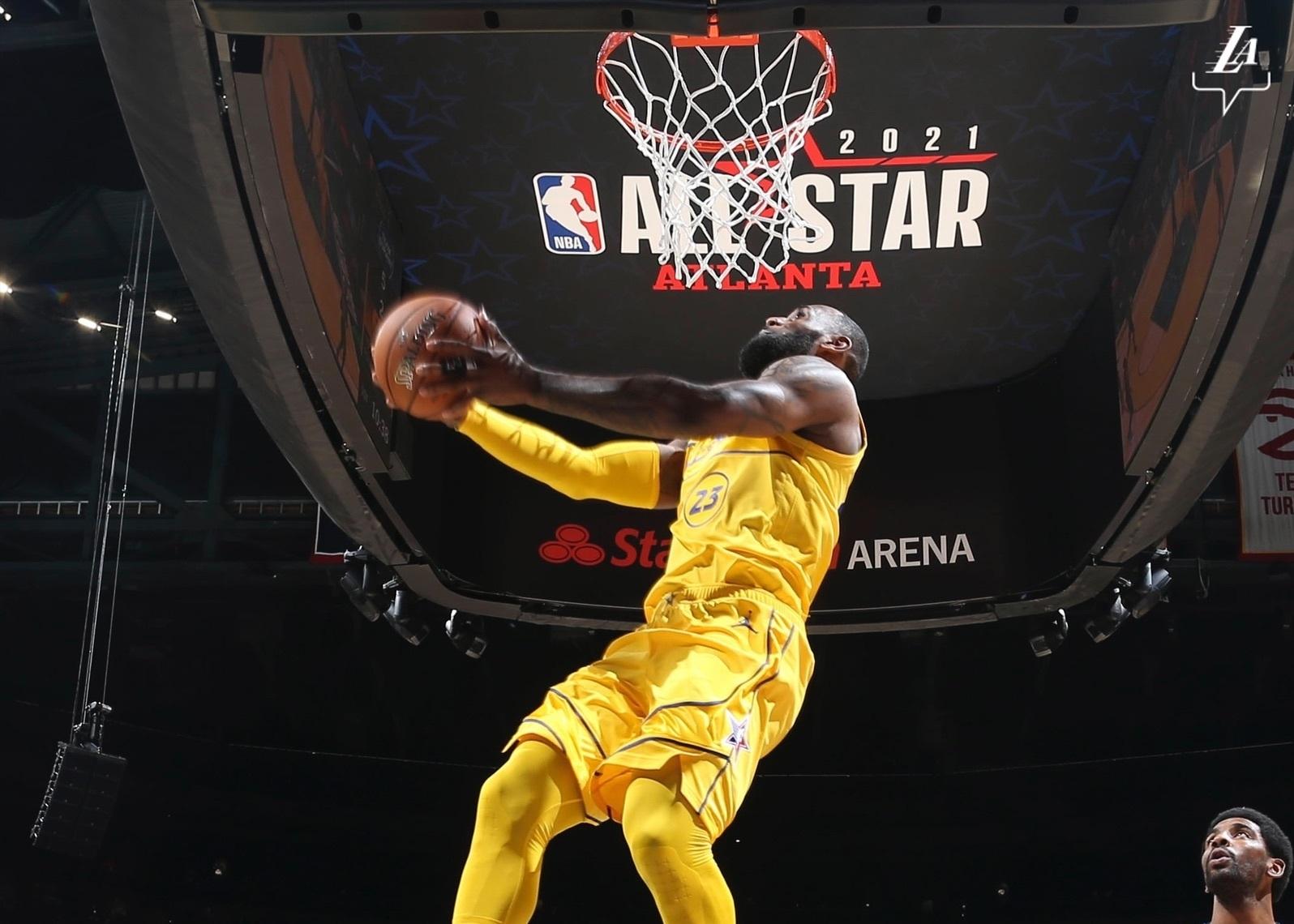 Foto: @Lakers.
