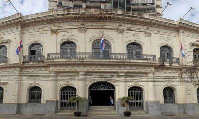 Sede del Ministerio de Relaciones Exteriores. Foto: IP Paraguay.
