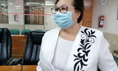 Doctora Gloria Meza Rojas. Foto: Circulo de Médicos.