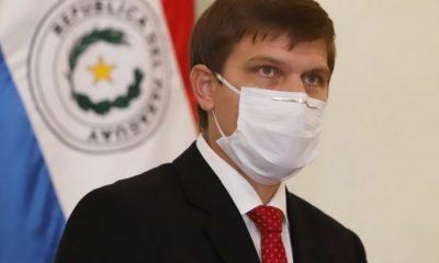 El nuevo ministro de Educación Juan Manuel Brunetti se estrenó con una polémica. Foto: IP