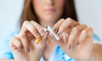 Es importante evitar el consumo del tabaco. Foto: Consalud.es