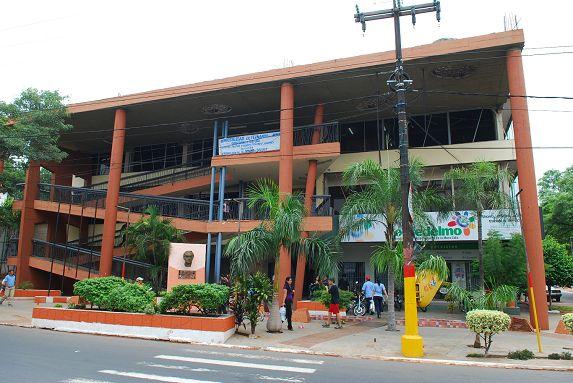 Municipalidad de Fernando de la Mora. Foto: ÚH
