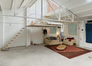 Es necesario que haya espacio suficiente. Foto: Apartamento 1110 / atelier12